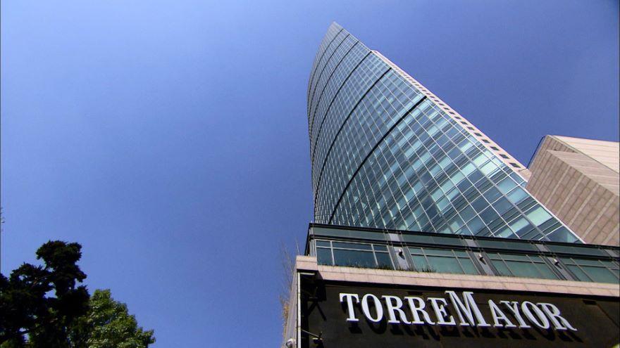 Torre Mayor, Mexico City