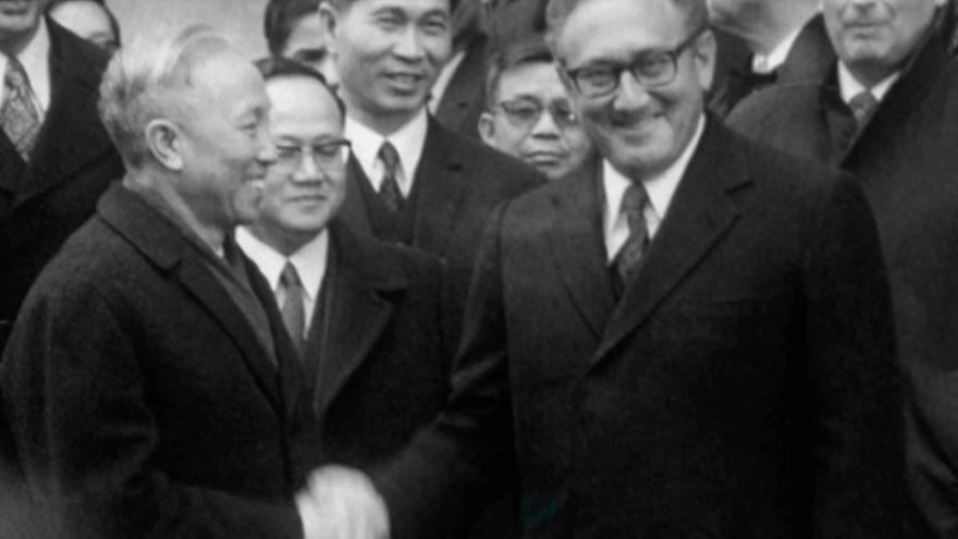Vietnam: Secret Negotiations That Ended the War