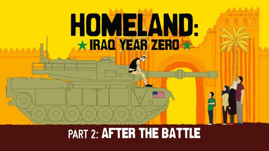Homeland: Iraq Year Zero, Part 2
