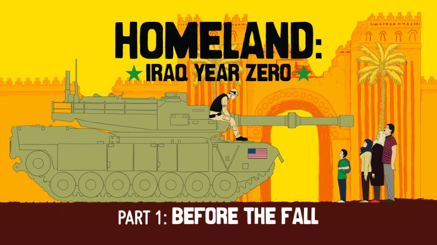 Homeland: Iraq Year Zero, Part 1