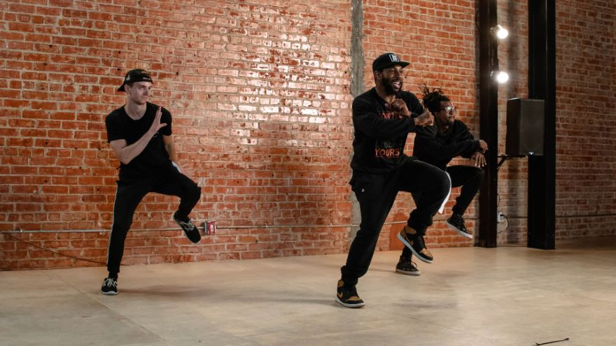 Hip-Hop Grooves - Warm-Up
