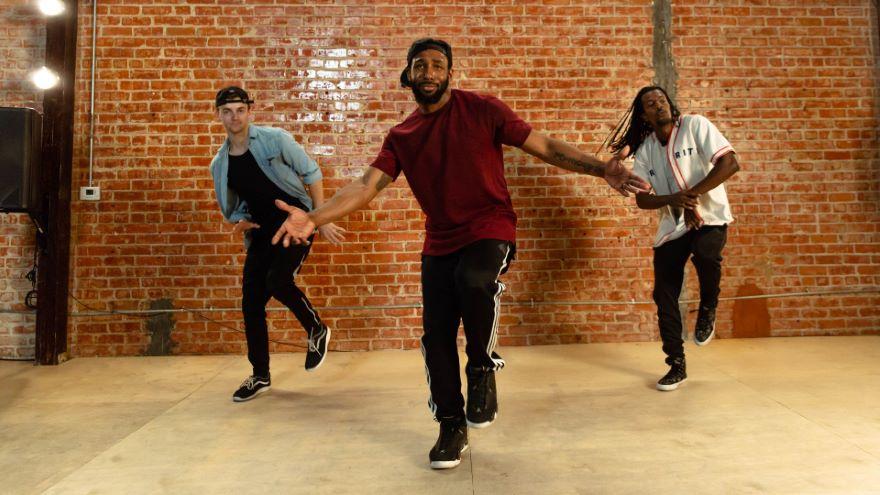 Hip-Hop Grooves - Down Grooves