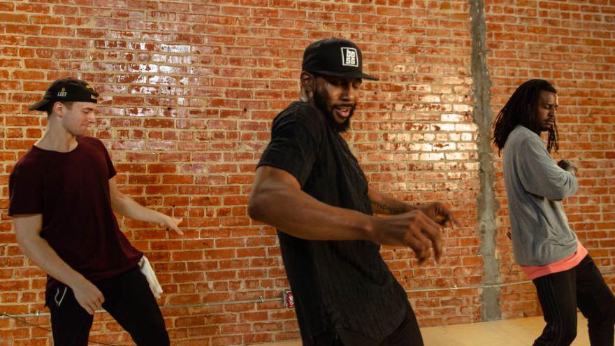Hip-Hop Grooves - Back Rock