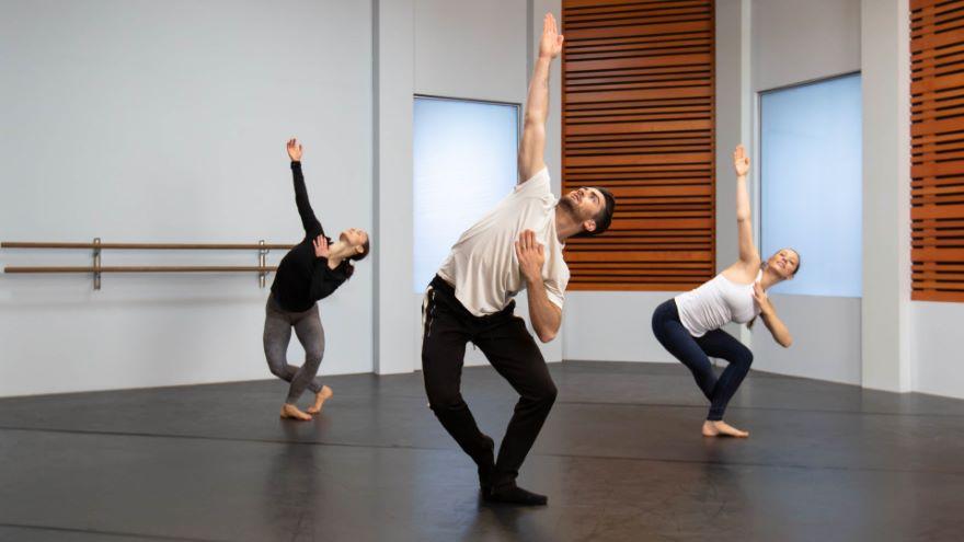 Exploring Movement in Contemporary Dance - Contemporary Combo Part 2