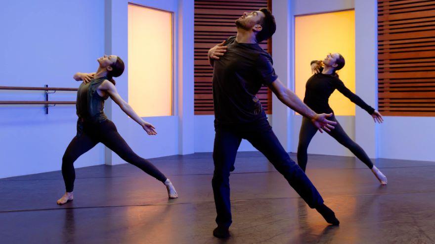 Exploring Movement in Contemporary Dance - Contemporary Combo Part 3