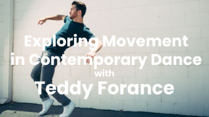 Exploring Movement in Contemporary Dance