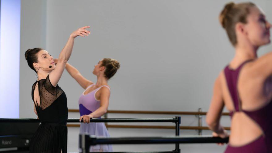 The Foundations of Ballet Technique - Beginner Ballet Barre 2