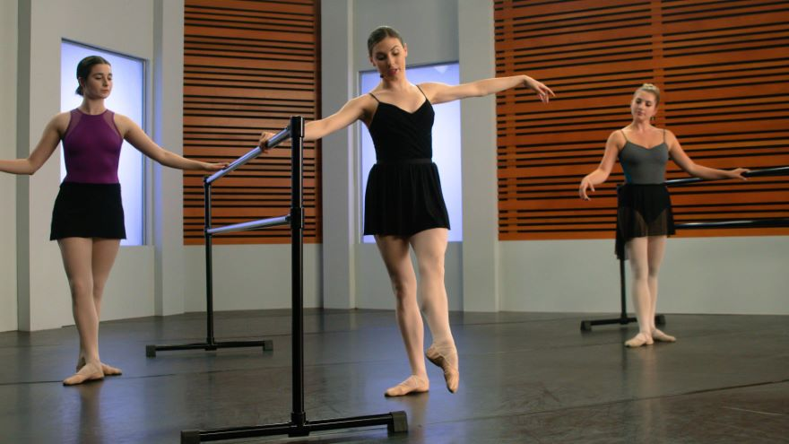 The Foundations of Ballet Technique - Intermediate Ballet Barre
