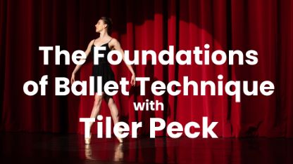 The Foundations of Ballet Technique