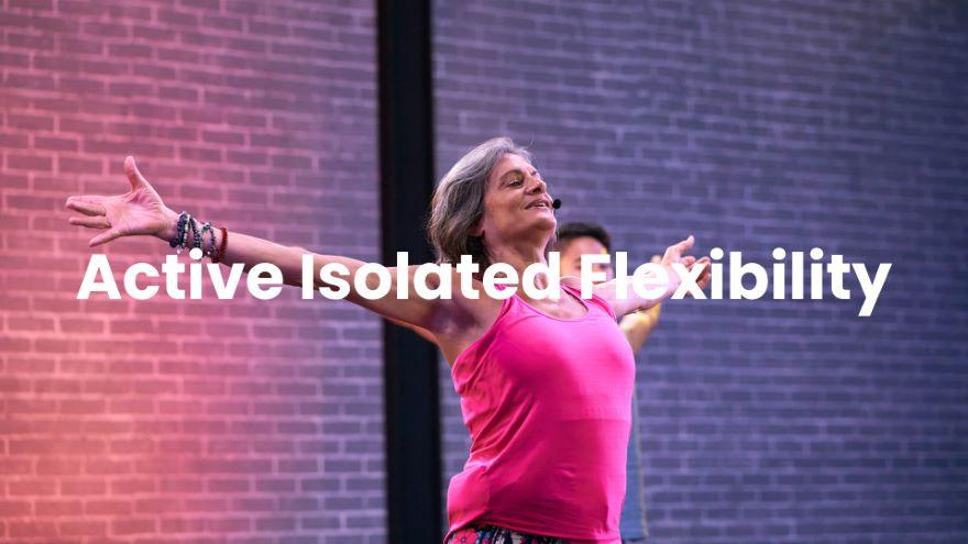 Active Isolated Flexibility