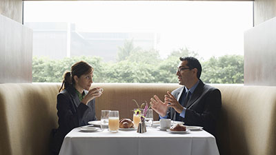 Focus on the Other-The Heart of Dialogue