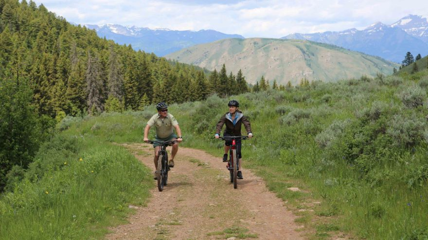 Wyoming National Forests