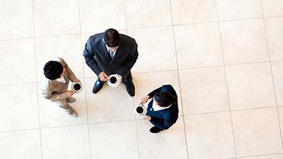 How the Conversational Floor Works