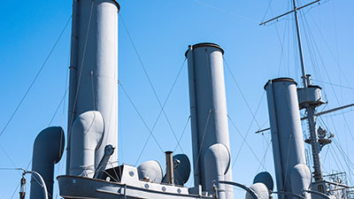 From Sail to Steam-The Sea-Power Revolution