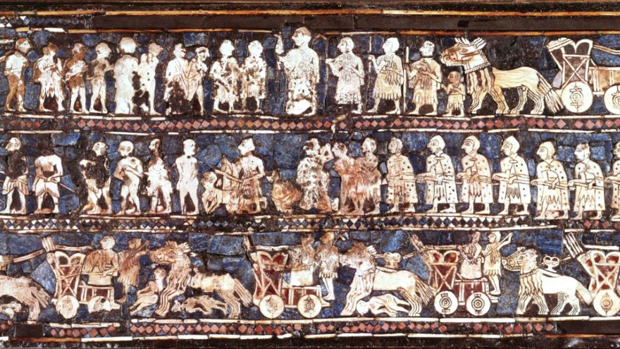Early Archaeology in Mesopotamia