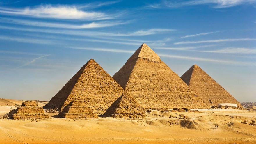 Pyramids, Mummies, and Hieroglyphics