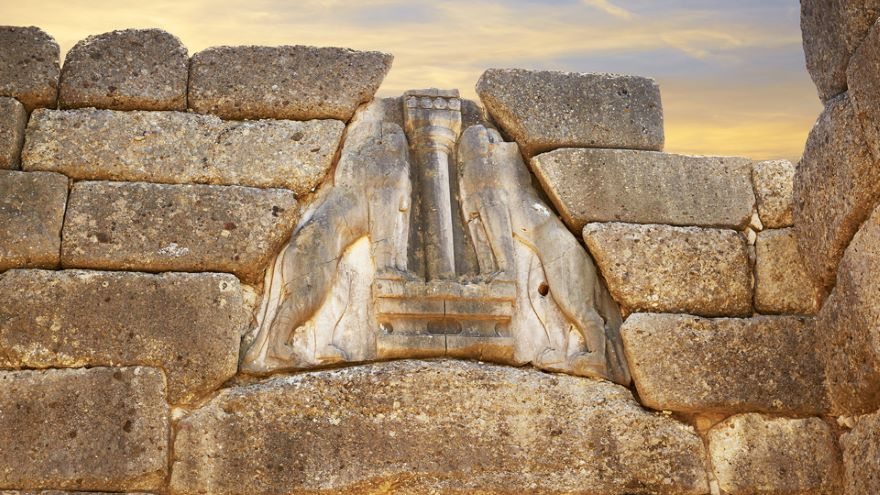 Discovering Mycenae and Knossos