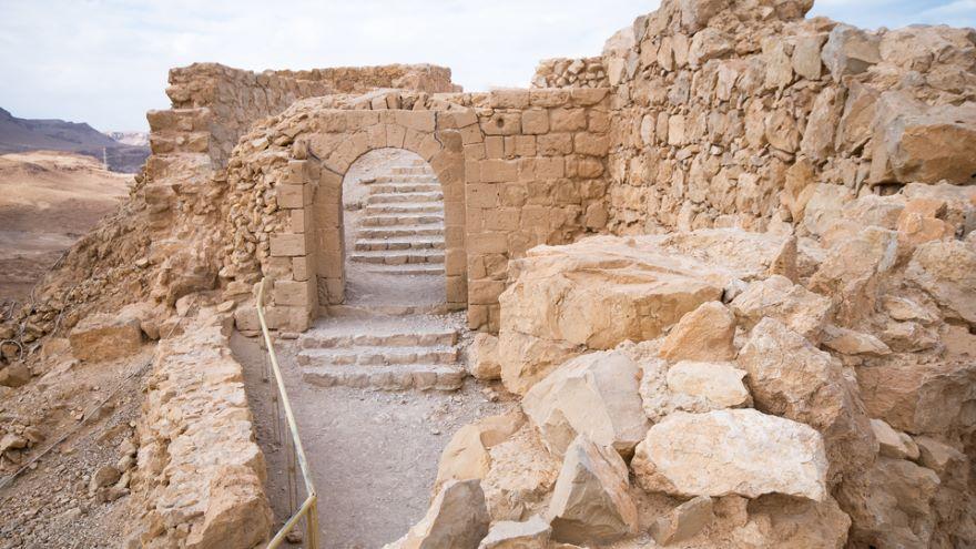 The Myth of Masada?