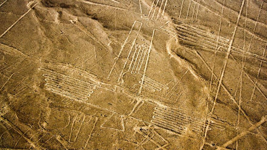 The Nazca Lines, Sipan, and Machu Picchu