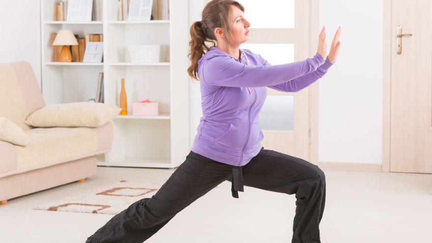 Tai Chi Solo: Find Your Flow