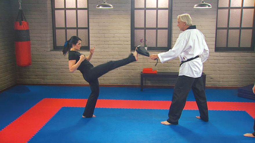 Tae Kwon Do: Power Is Speed plus Intensity
