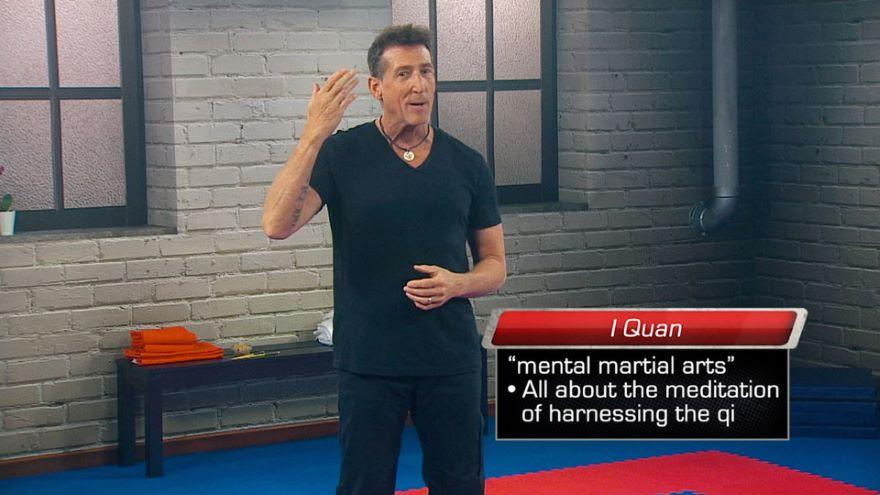 Qigong: Martial Meditation for Energy