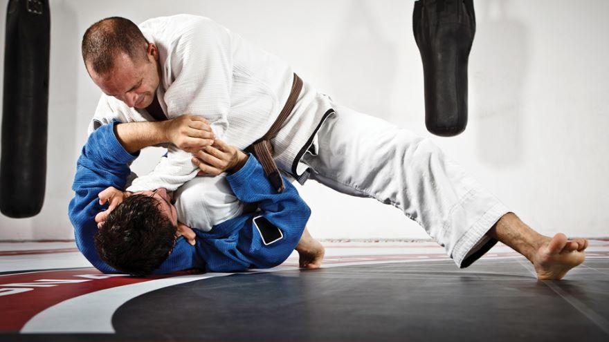 Judo: Disrupt Balance to Gain Advantage