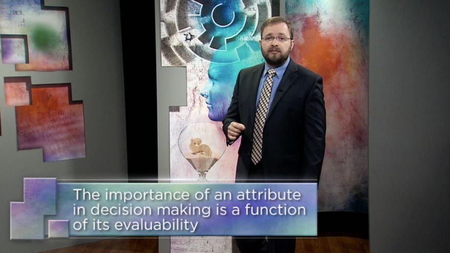 How Evaluability Affects Decisions