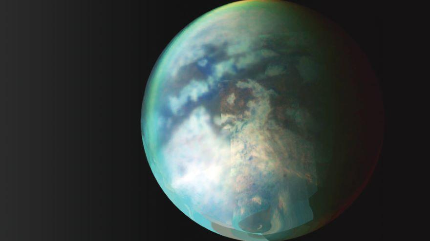 Saturn's Moons: Titan to Enceladus