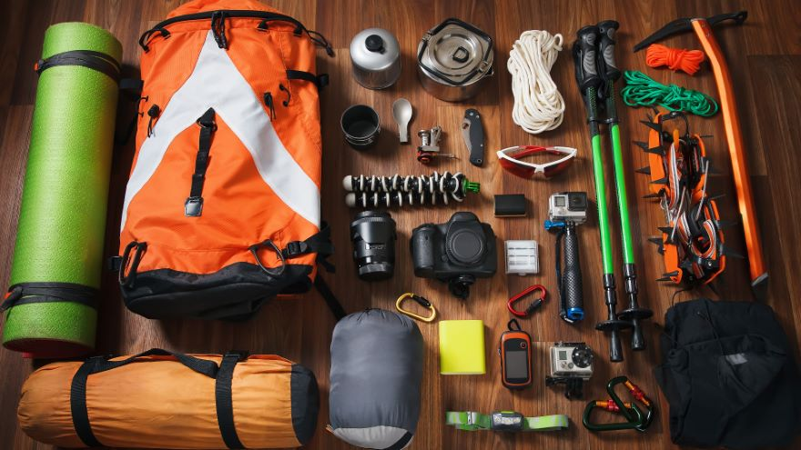 Campcraft: Selecting and Organizing Gear