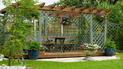 Outdoor Living Areas and Special Features