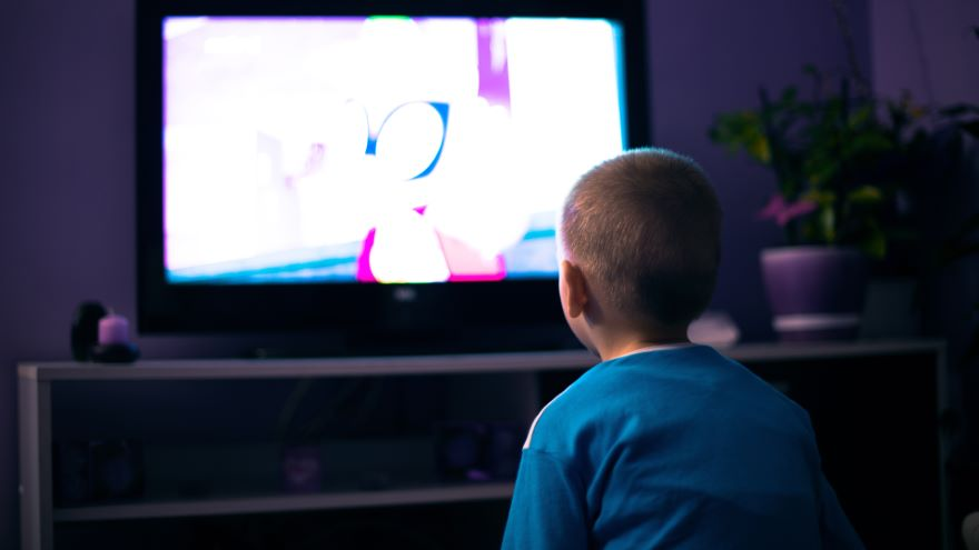 Screen Time's Impact on Kids