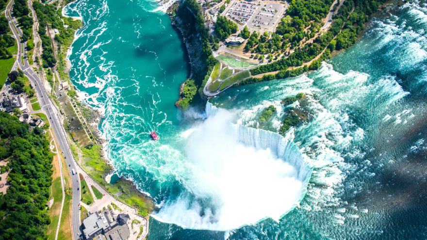 Niagara Falls: America's Oldest State Park