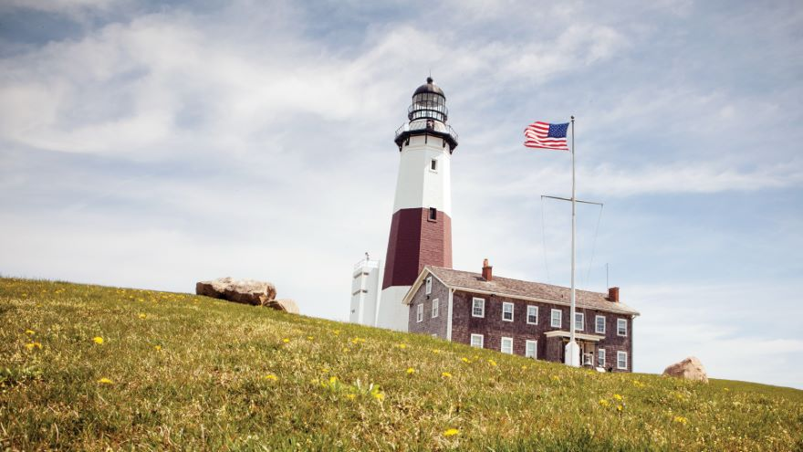 The Yankee Coast: Plymouth to Montauk