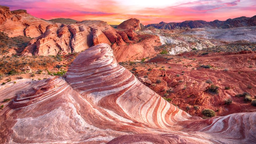 Southwest Red Rock and Desert Canyon Parks