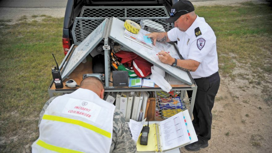 How Disaster Response Is Coordinated